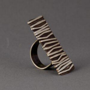 flat wrap ring