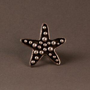 star dots ring